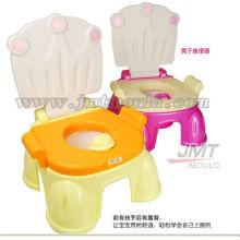 высокое качество пластиковые дети туалет сталь прессформы прессформы завод цена