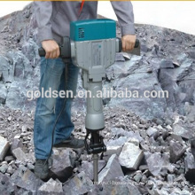 825mm 63J 2200w Concrete Breaker Professional Electric Rock Crusher GW8079