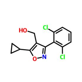 CAS 946426-89-7  (5-CYCLOPROPYL-3-(2,6-DICHLOROPHENYL)ISOXAZOL-4-YL)METHANOL