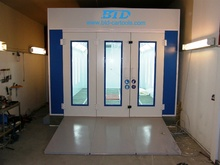 Spray Paint Booth Made in China (CE, 2years warranty)
