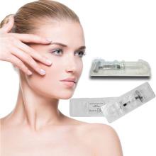 Купить инъекционные дермальные филлеры для инъекций лица 2 мл гиалуроновой кислоты