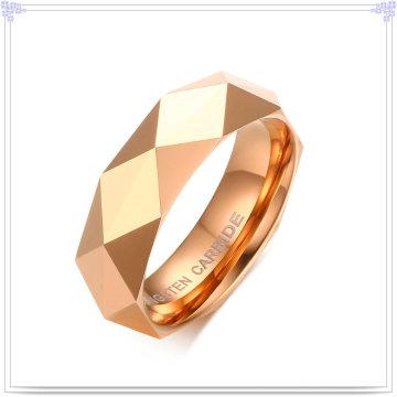 Moda acessórios anel de moda de jóias de tungstênio (SR772)