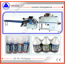 Collective Pet Bottles Shrink Wrapping Machine