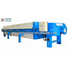 High Efficiency Chamber Filter Press