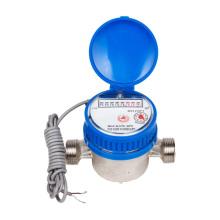 Однотрубный измеритель расхода воды с импульсным выходом