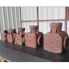 Piezas de hierro de mecanizado completo