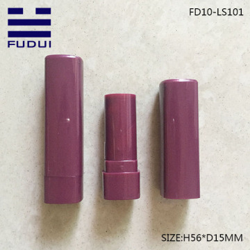 Custom square mini empty test lipstick tube container
