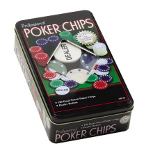 Casino Poker Chips Game Set