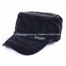 Washed Ladies Military Baseball Cap