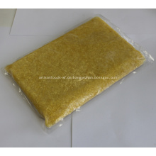 4kg / 5kg gefroren Pure Ingwer Cubeleteis Schnitt Lücke BRC