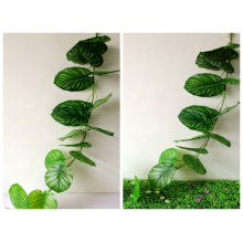 напольный и крытый декоративный искусственний стволовых листьев