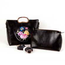 Shoulder  Lady Hand  Embroidery  Handbag