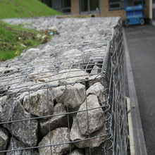 Galvanized Welded Stone Gabion Basket
