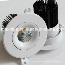 18W Ra80/90+ CREE COB LED Downlight