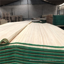 Recon white veneer recon poplar veneer Engineered face veneer