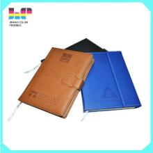PU leather jacket, cover for notebooks and diary, Yearly planner