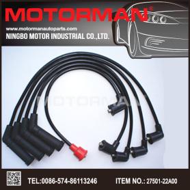 Spark Plug Wire 27501-22A00 FOR HYUNDAI