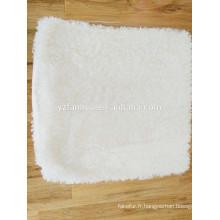 Belle PV Polyester Fleece Square oreiller couverture en gros