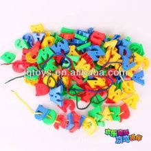Bloco de plástico de letra Plástico