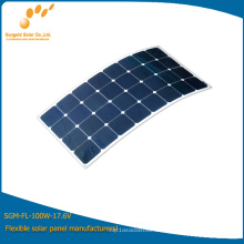 100 Watt Mono Flexible Solarenergie Panel