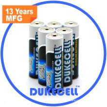 Alkaline Battery Lr6 1.5V AA Dry Battery