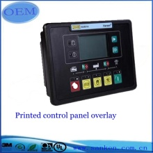 membrane overlay switch printing panel