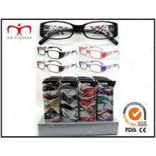 Moda venda quente disply óculos óculos de leitura (MRP21676)