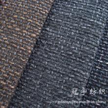 Sofá de linho cobre 100% poliéster tecidos