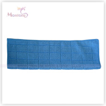 50 * 70cm chaîne tricotant la serviette de nettoyage de fibre micro
