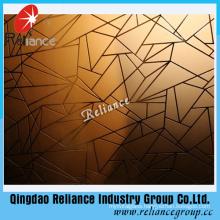 China Decorative Glass/Designed Glass Manufacturer