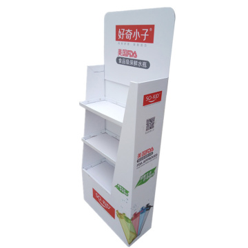 Supermarket Convenience Store Snack Paper Display