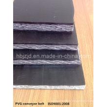 1800 s PVC ignifuge Pvg bande transporteuse