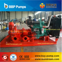 Pompe à eau standard Nfpa