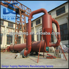Yugong Brand HC Series Wood Chip/Sawdust Rotary Dryer Machine