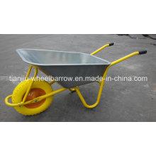 Brouette de roue industrielle de vente chaude de prix bas Wb5009