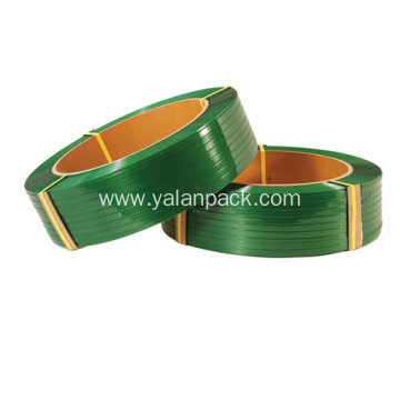 Pet plastic machine hand banding strapping roll