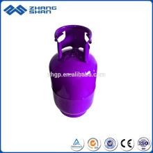 Novos produtos 2017 Produto inovador Tanque de cilindro de gás de 12,5 kg