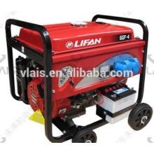 2016 hot-selling gasoline generator electric high quality gasoline portable generator