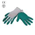 latex coated working gloves safety