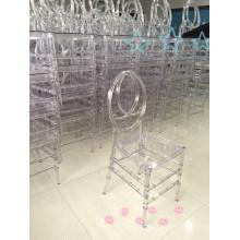 Cadeira Transparente Tiffany Phoenix