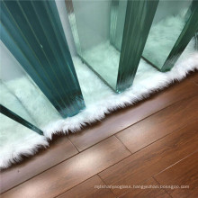 CE AS/NZS safety clear tempered or heat strengthened laminated glass price