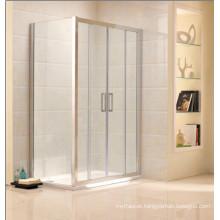 Square Shape Aluminium Frame Simple Shower Room (C20)