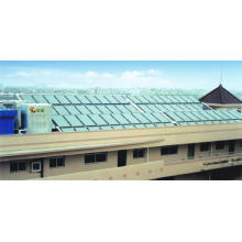 Flat Solar Collectors for Solar Water Heating in