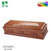 caixão de caixão de mdf de qualidade por atacado