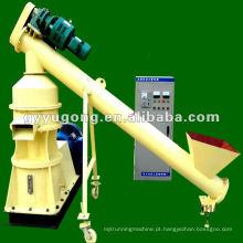 Máquina de pellet de biomassa de economia de energia Yugong -JM-6
