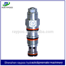 sun type cartridge counterbalance valve