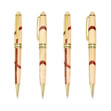 Индивидуальная деревянная ручка с логотипом Advertsiing Wood Ball Pen