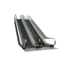 Escalera 35 grados 1000mm Ancho con paso de aluminio