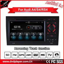 Android 5.1 Auto DVD GPS Hualingan Hl-8745 Telefonanschlüsse Auto DVD Spieler für Audi A4 S4 GPS