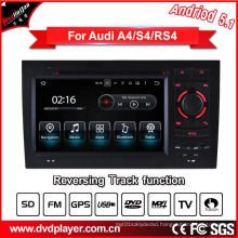 Android 5.1 Car DVD GPS Hualingan Hl-8745 Phone Connections Car DVD Player for Audi A4 S4 GPS